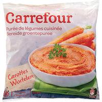 Carrefour Purée de légumes cuisinée – Carottes