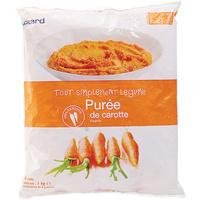 Picard Purée de carotte - Tout simplement légume