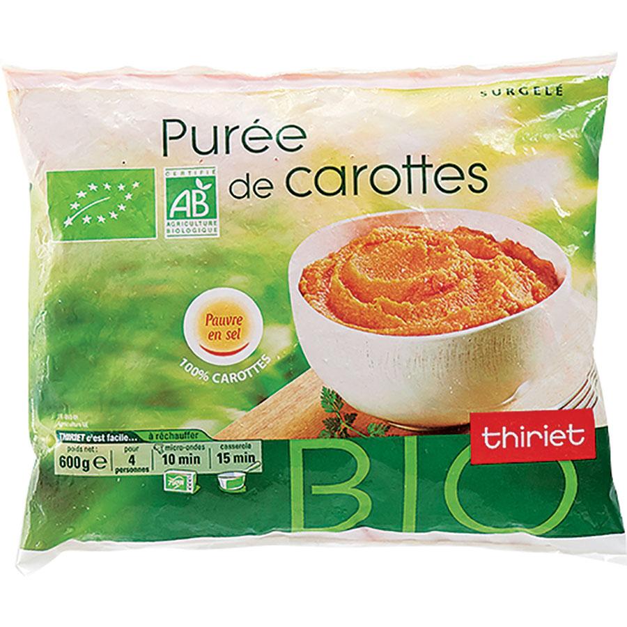 Thiriet Bio Purée de carottes -