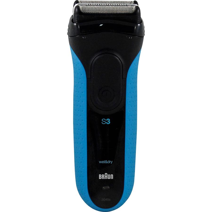 Braun Series 3 3045S - Vue de face