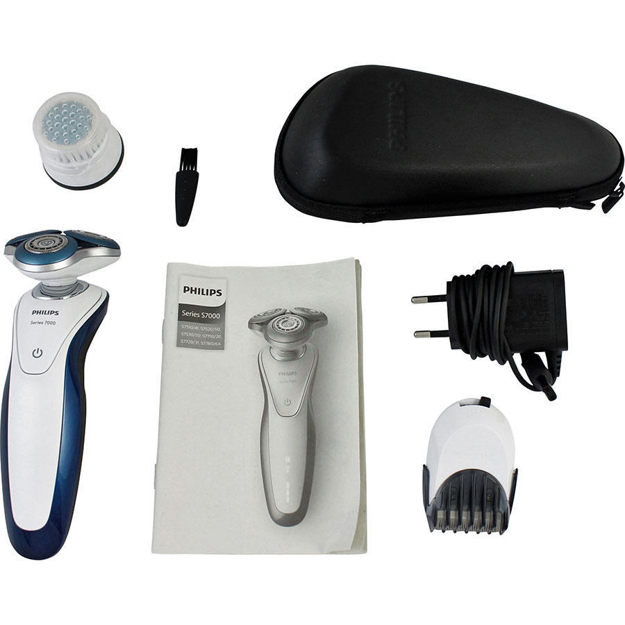 Philips Series 7000 S7520/50 - Accessoires fournis