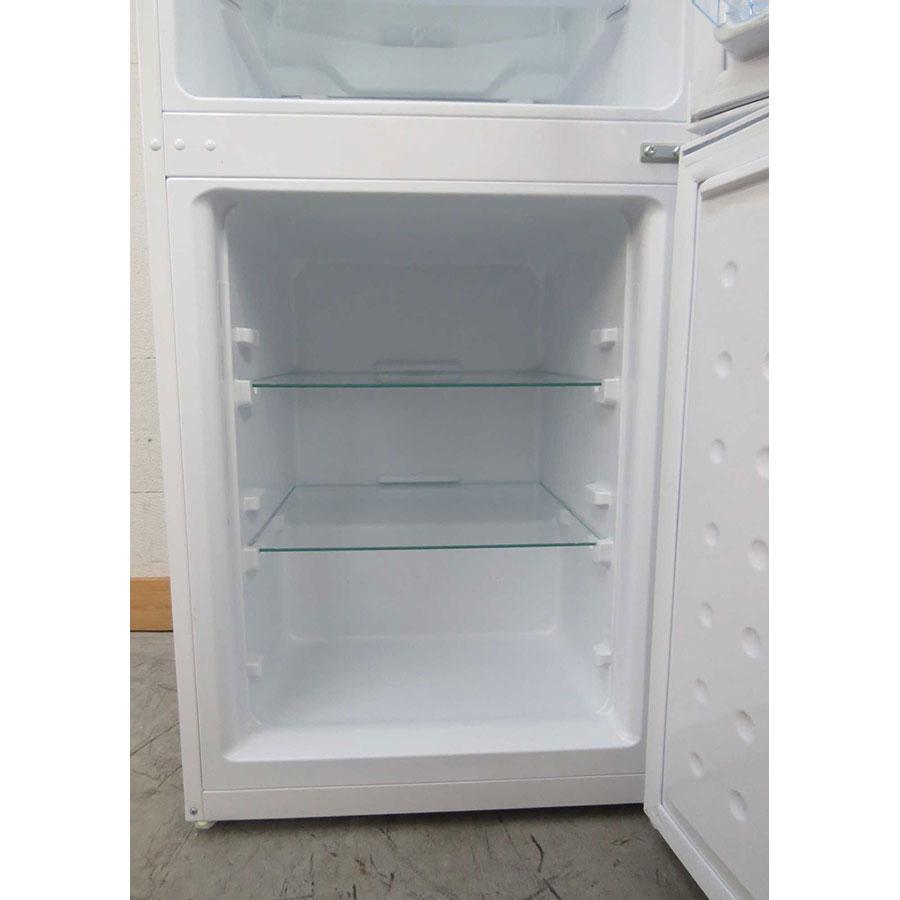 Beko CSA 29020 - Intérieur du congélateur sans les tiroirs