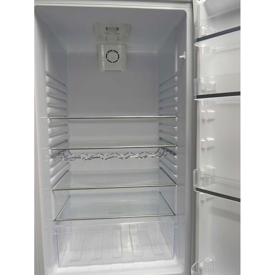 Candy CCBF6182WFH - Intérieur du réfrigérateur