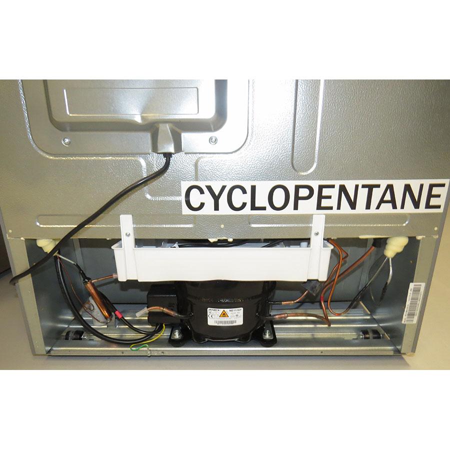 Candy CCMN 7182 - Intérieur du premier tiroir du congélateur