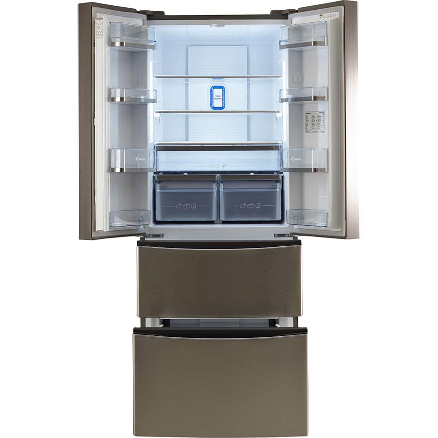Candy CCMN 7182 - Intérieur du réfrigérateur