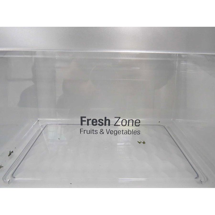 LG GR5501WH - Compartiment spécifique pour les fruits et légumes
