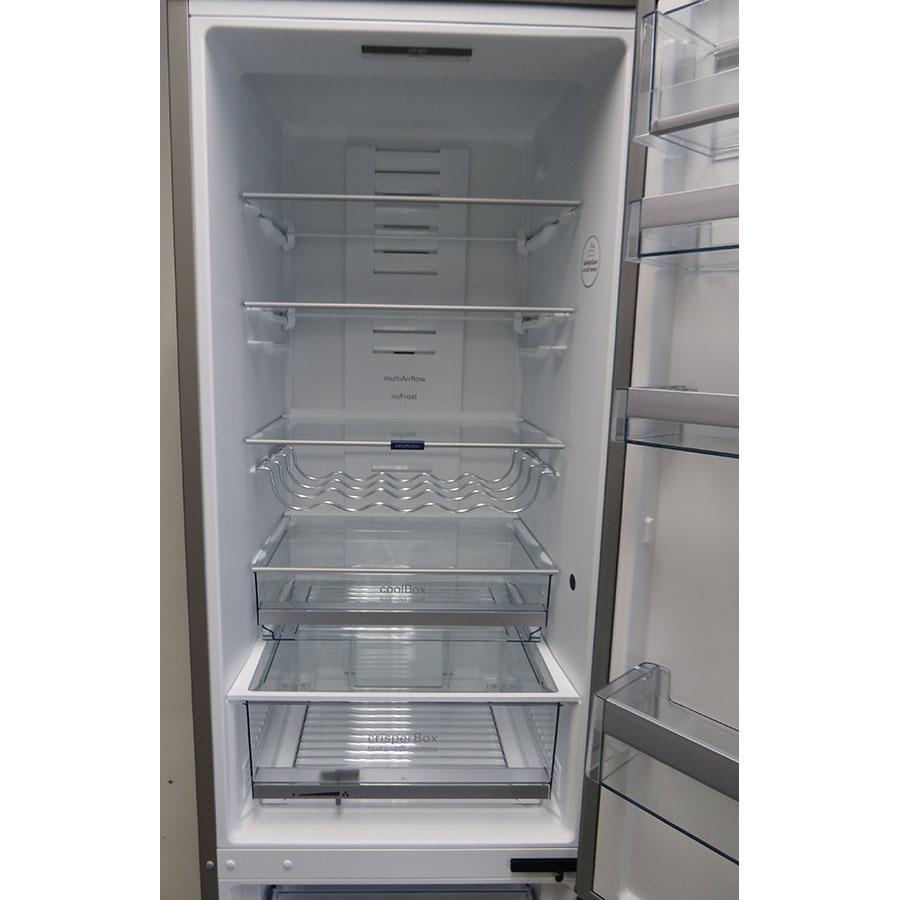 Siemens KG39NXI32/01 - Intérieur du réfrigérateur