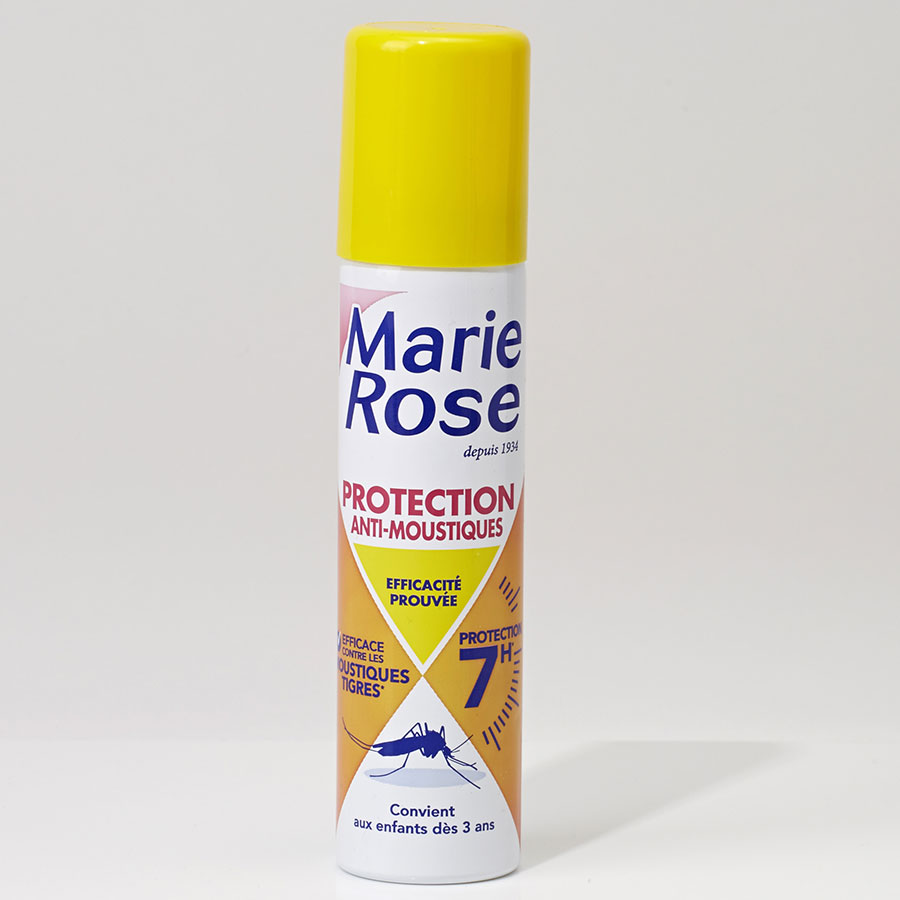 Marie Rose Protection anti-moustiques -