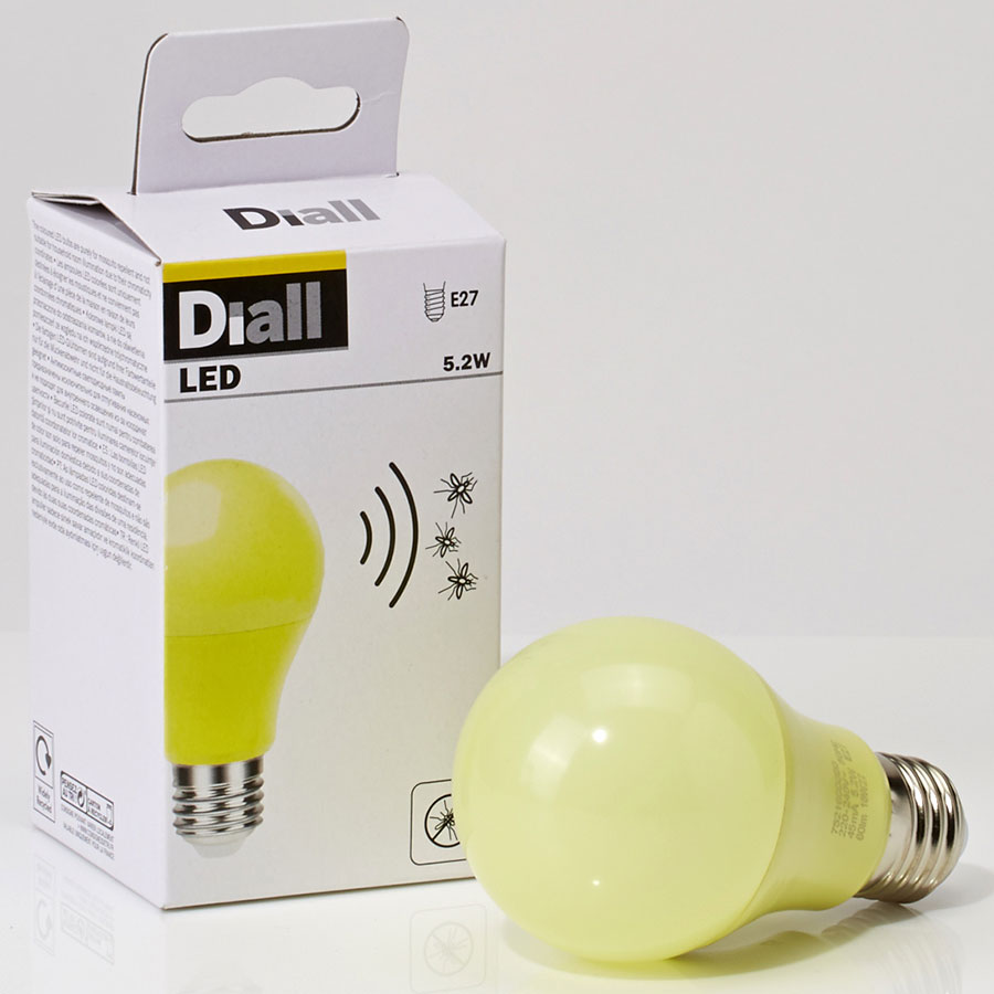 Diall Ampoule led -