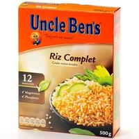 Uncle ben's Riz complet