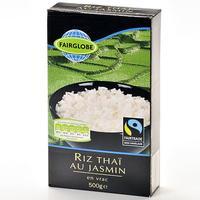 Fairglobe (Lidl) Riz thaï au jasmin, équitable