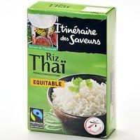 Itinéraire des saveurs équitable (Intermarché) Riz thaï