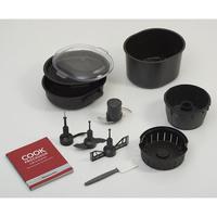 test kitchenaid cook processor 5kcf0103ems gris tain robots cuiseurs ufc que choisir. Black Bedroom Furniture Sets. Home Design Ideas
