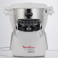 Moulinex Cuisine Companion HF800A10 - Vue de face