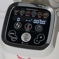 Moulinex Cuisine Companion HF800A10 - Bandeau de commandes