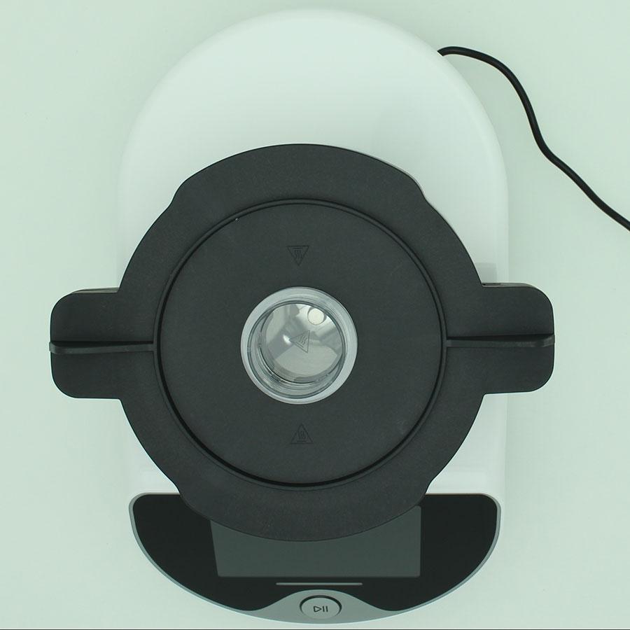 Fagor Connect FG0606 - Vue de dessus avec le couvercle
