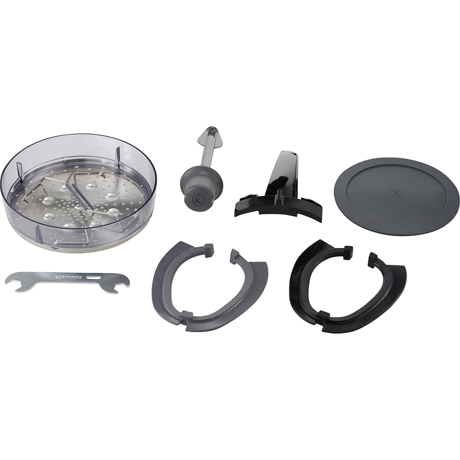 Kenwood Cooking Chef Experience KCL95.429SI - Accessoires fournis