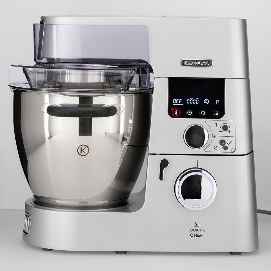 Kenwood Cooking Chef Gourmet KCC9044S - Vue de face