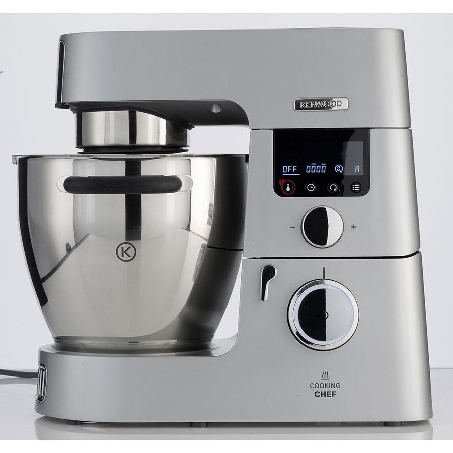 Kenwood Cooking Chef Gourmet KCC9063S - Vue de face