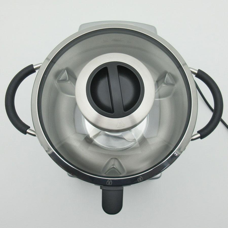 Magimix Cook Expert Premium XL 18909 - Vue de dessus avec le couvercle