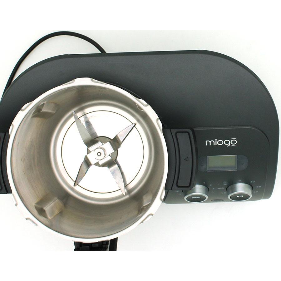 Miogo Maestro+ - Vue de l'intérieur du bol