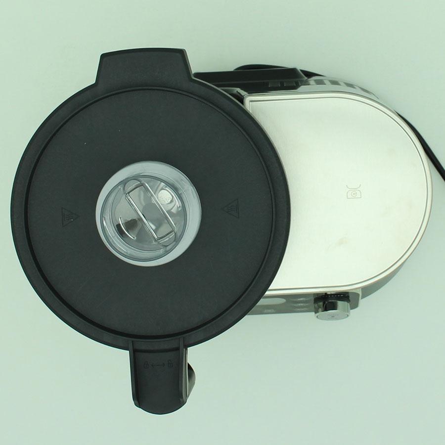 Moulinex Clickchef HF456810 - Vue de dessus avec le couvercle