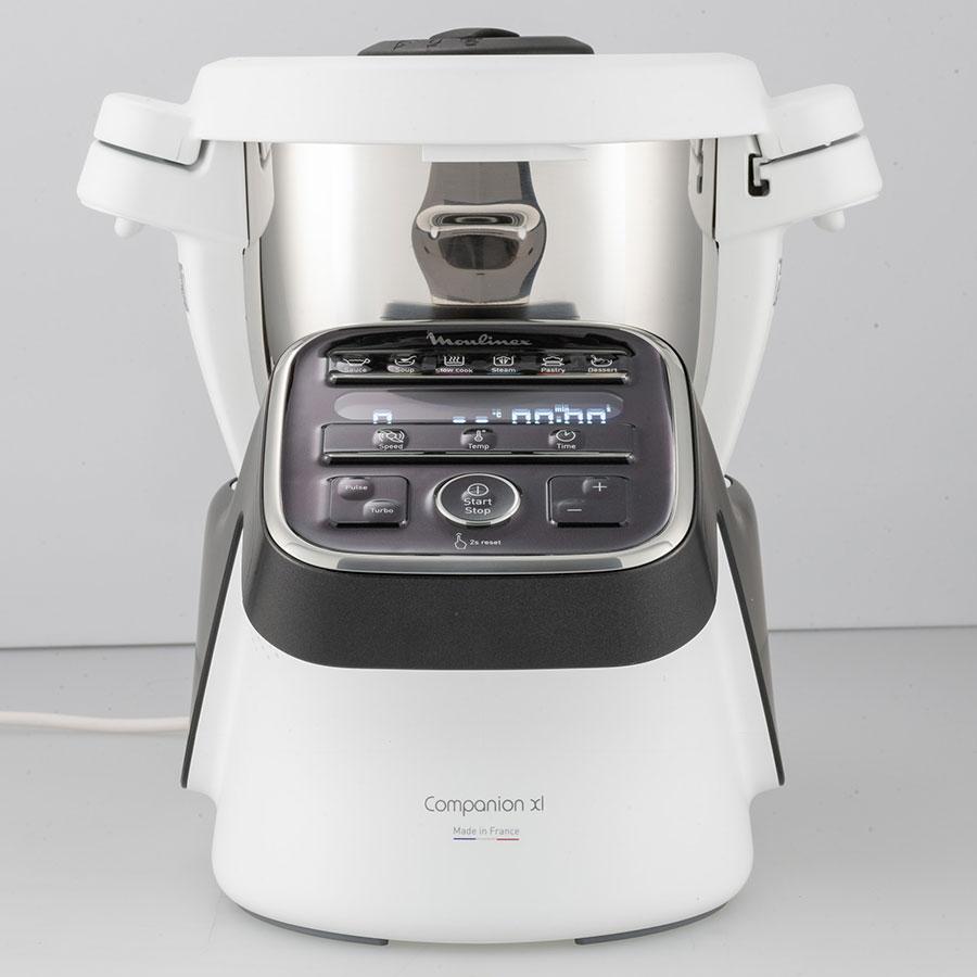 Moulinex Companion XL HF808800 - Vue de face