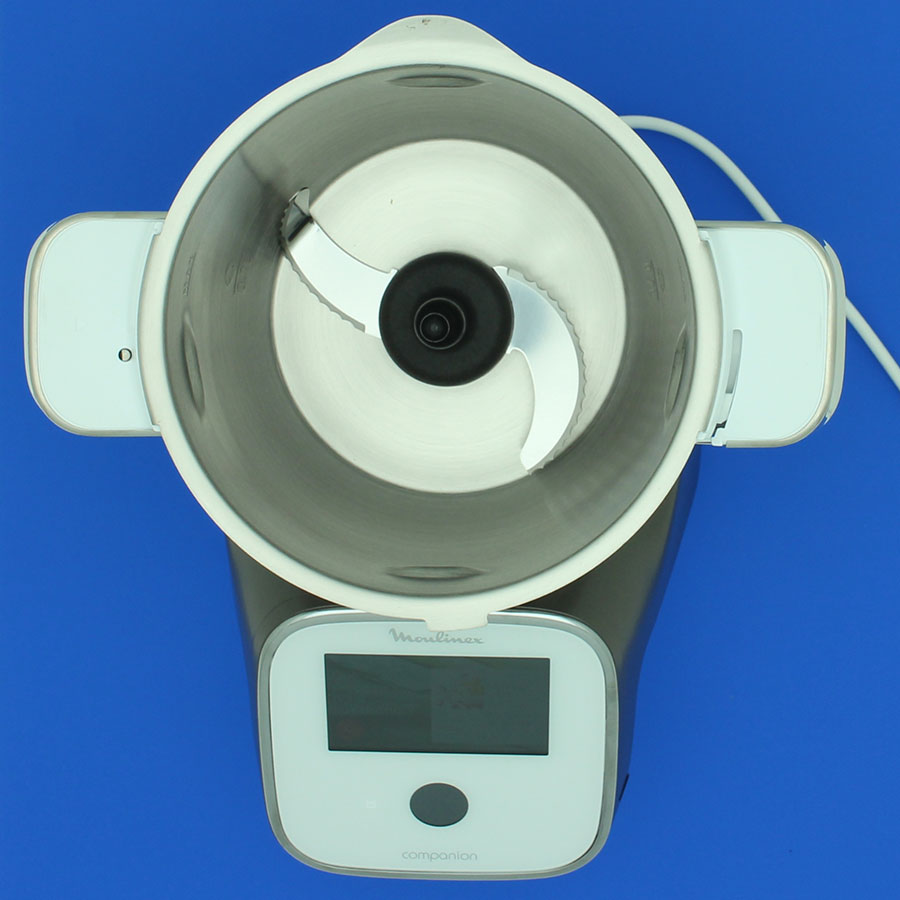 Moulinex I-Companion Touch XL HF938E00 - Vue de la cuve
