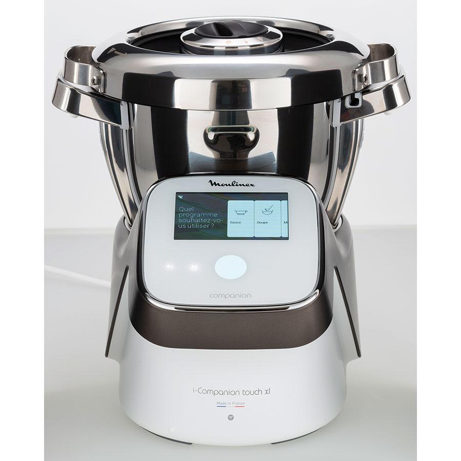 Moulinex I-Companion Touch XL HF938E00 - Vue de face