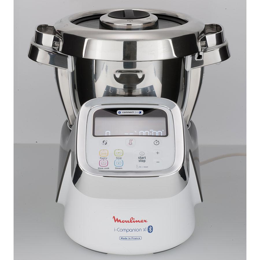 Moulinex i-Companion XL HF906B10 - Vue de face