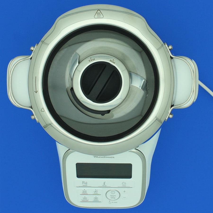 Moulinex I-Companion XL YY4418FD - Vue de dessus avec le couvercle