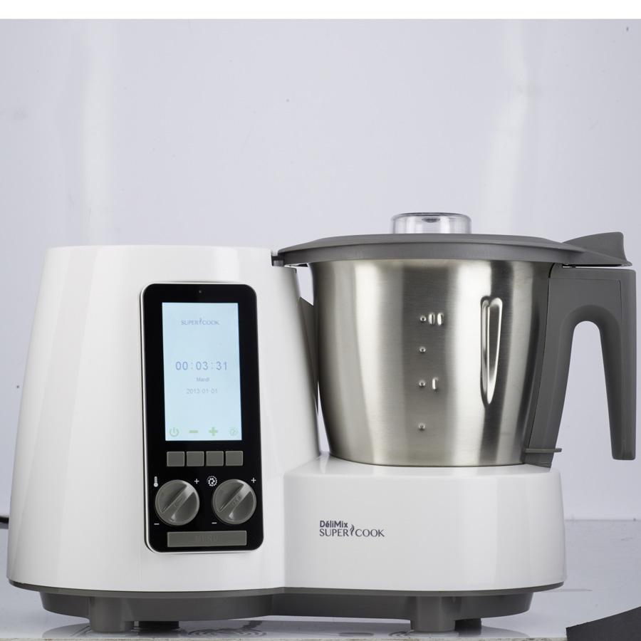 Test simeo delimix super cook qc360 robots cuiseurs ufc que choisir - Robot cuiseur simeo delimix qc360 ...