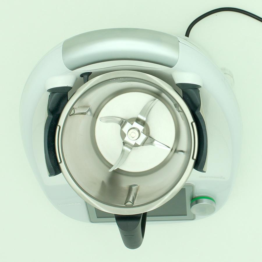 Vorwerk Thermomix TM6 - Vue de dessus sans le couvercle