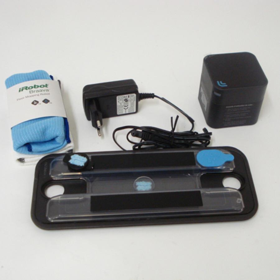 iRobot Braava 380 - Accessoires fournis de série