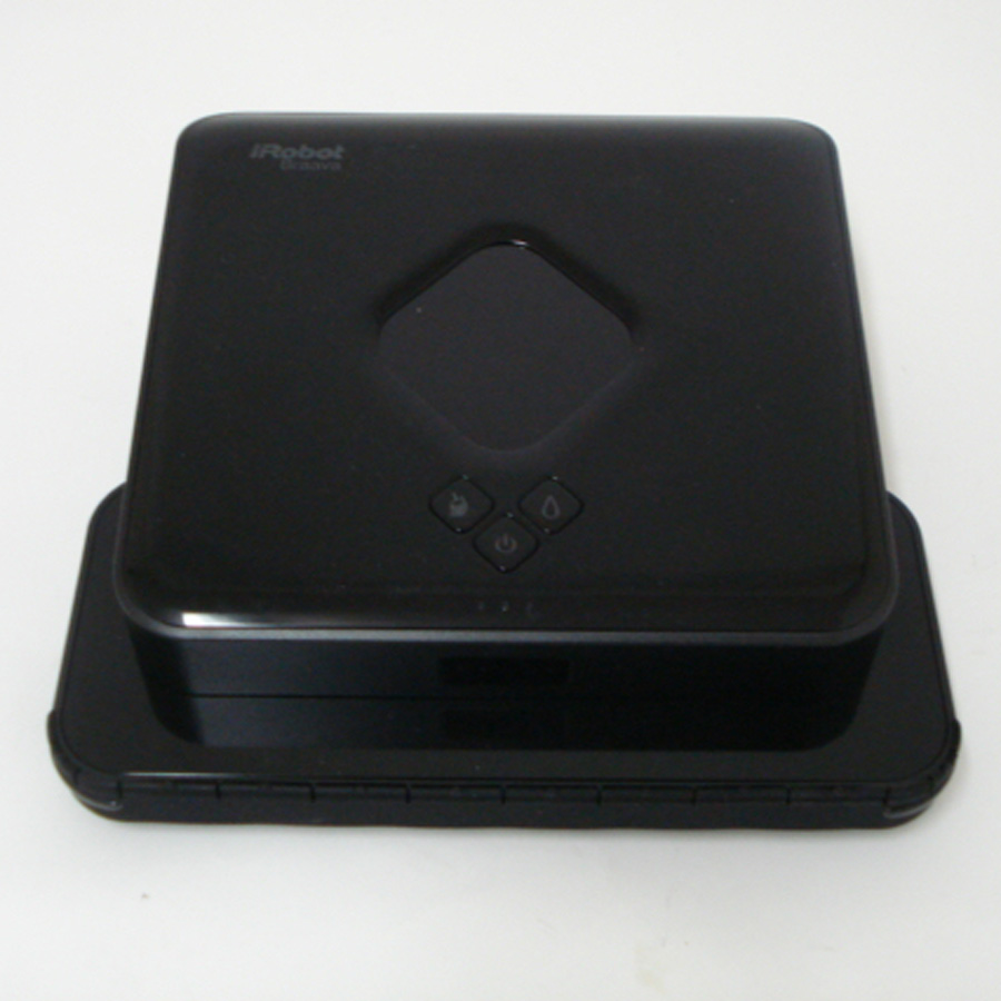iRobot Braava 380 - Vue de face