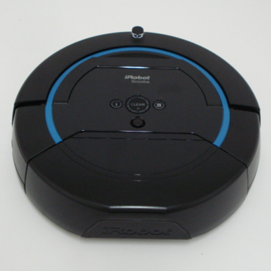 test irobot scooba 450 robots nettoyeurs de sols ufc que choisir. Black Bedroom Furniture Sets. Home Design Ideas