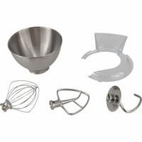 KitchenAid 5KSM185PS Artisan(*25*) - Accessoires fournis
