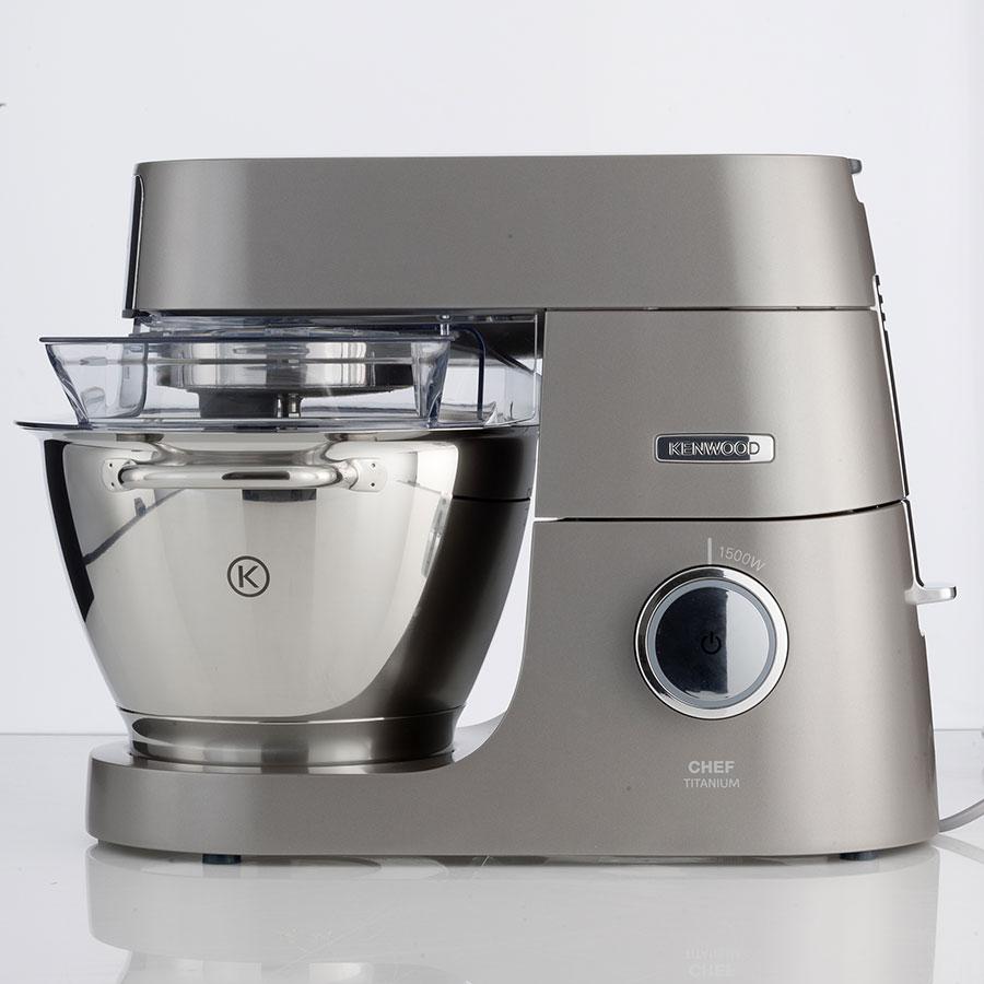 Kenwood Chef Titanium KVC7325S - Vue de face