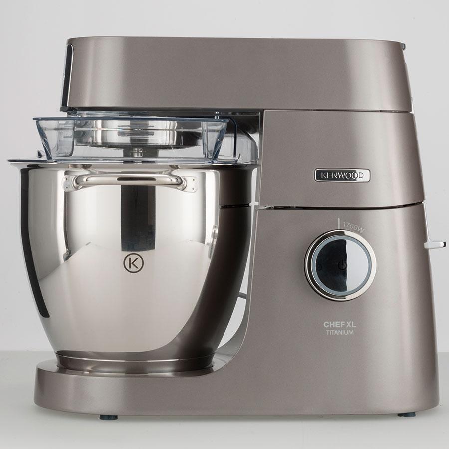 Kenwood Chef XL Titanium KVL8305S - Vue de côté