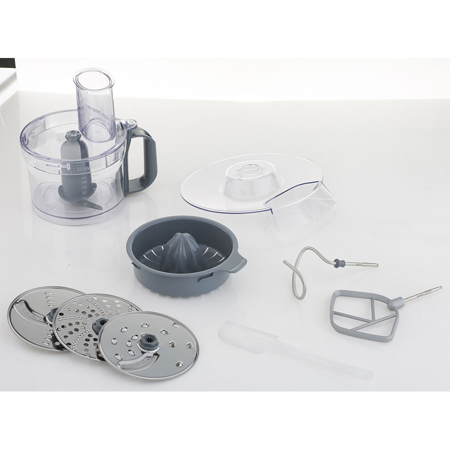 Kenwood KHH300WH Multi One(*24*) - Accessoires fournis