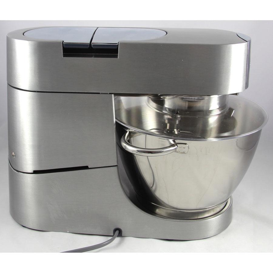 test kenwood kmy60 chef titanium robots p tissiers ufc que choisir. Black Bedroom Furniture Sets. Home Design Ideas