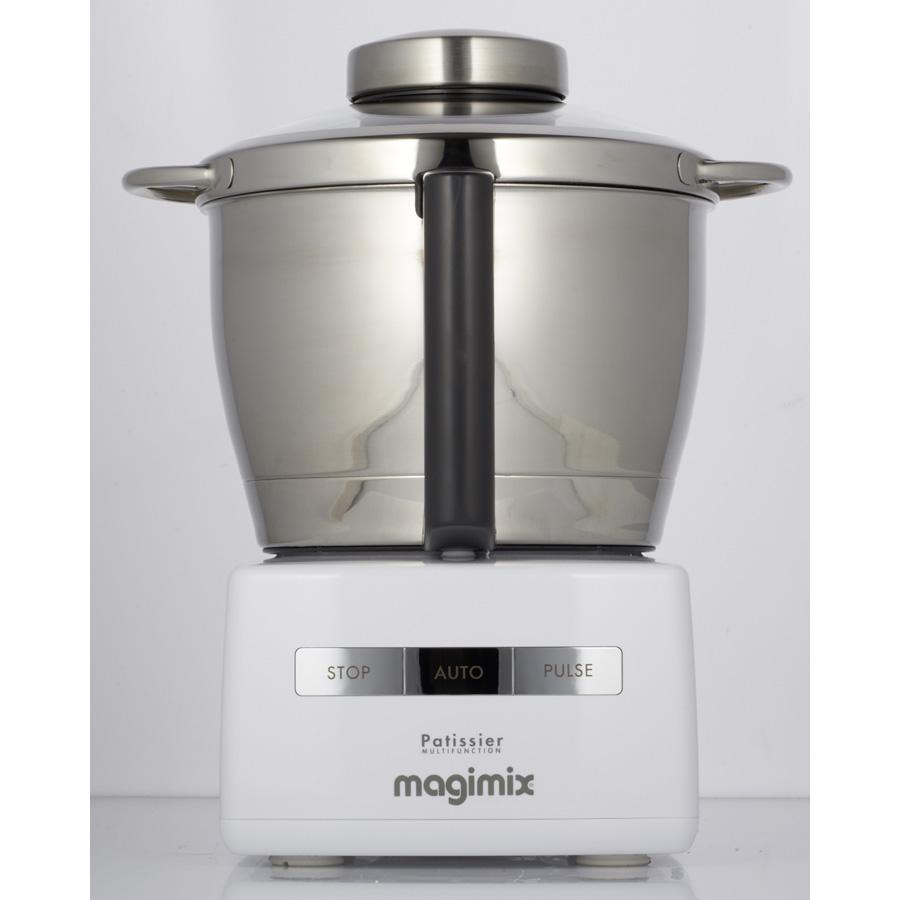 Test magimix 18600f p tissier multifonction robots for Comparatif robot menager cuiseur