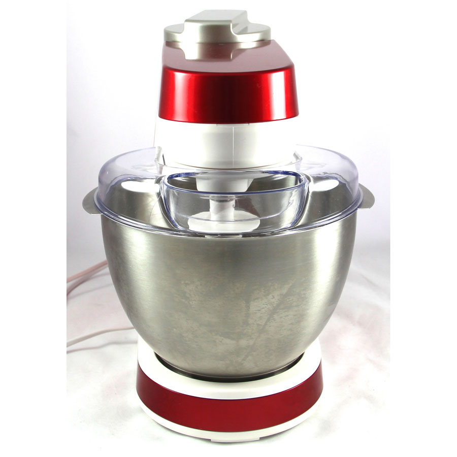 Moulinex Küchenmaschine Masterchef Gourmet Plus: Test Moulinex Masterchef Gourmet QA405G01
