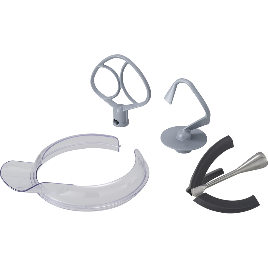 Smeg SMF03BLEU - Accessoires fournis