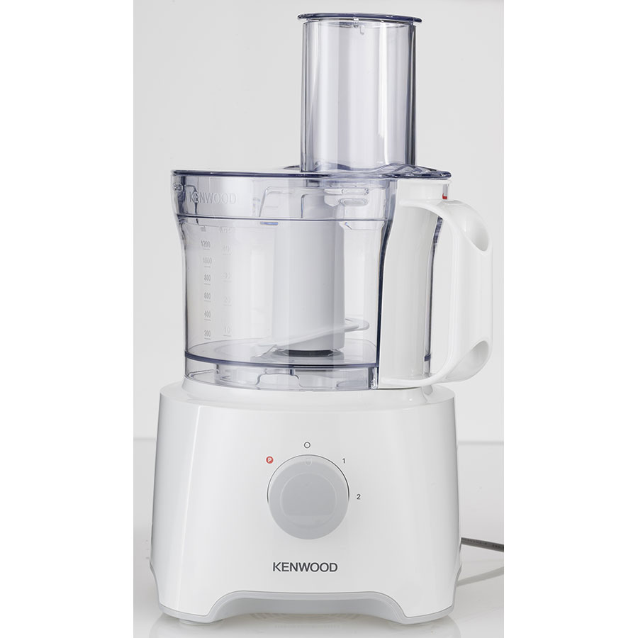 Test Kenwood FDP302WH multipro compact Robots