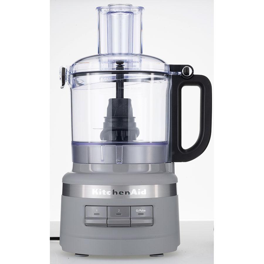 KitchenAid 5KFP0719(*11*) - Vue de face du modèle gris
