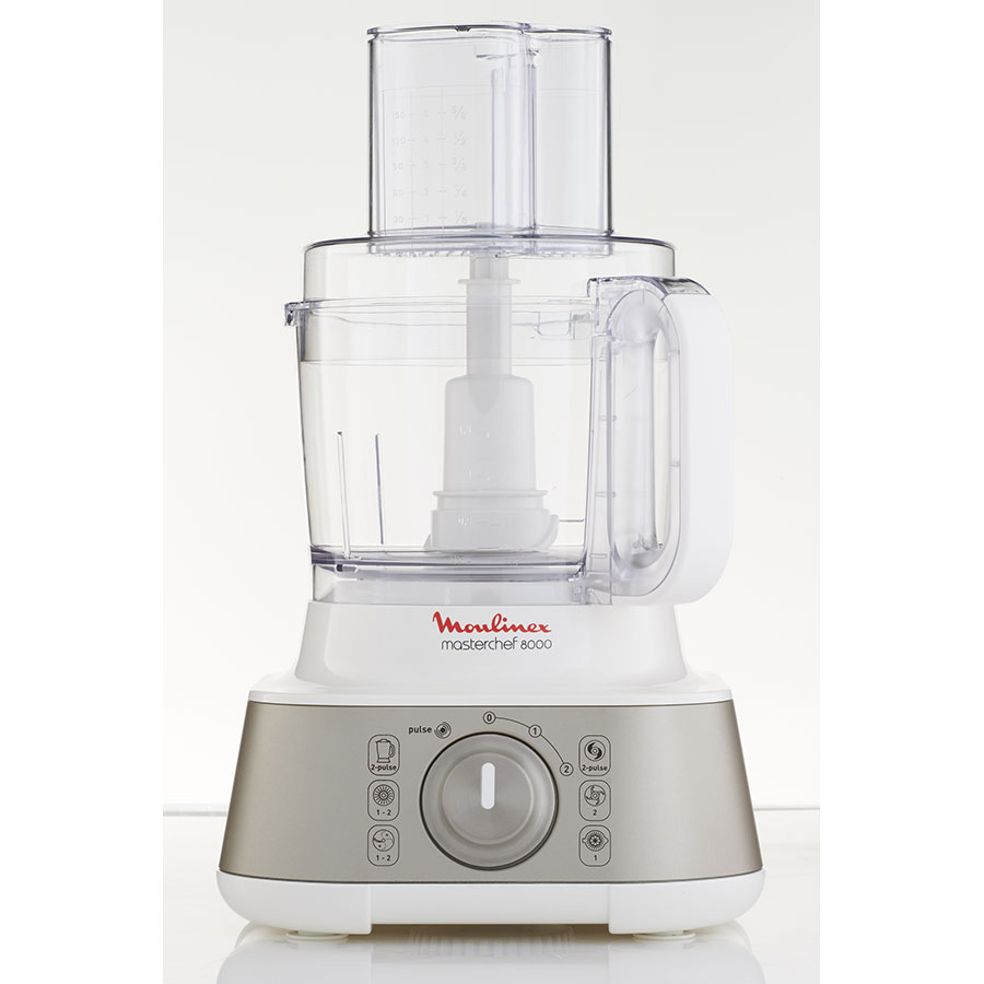Moulinex FP648H10 MC 8000 Masterchef 8000(*9*) - Vue de face
