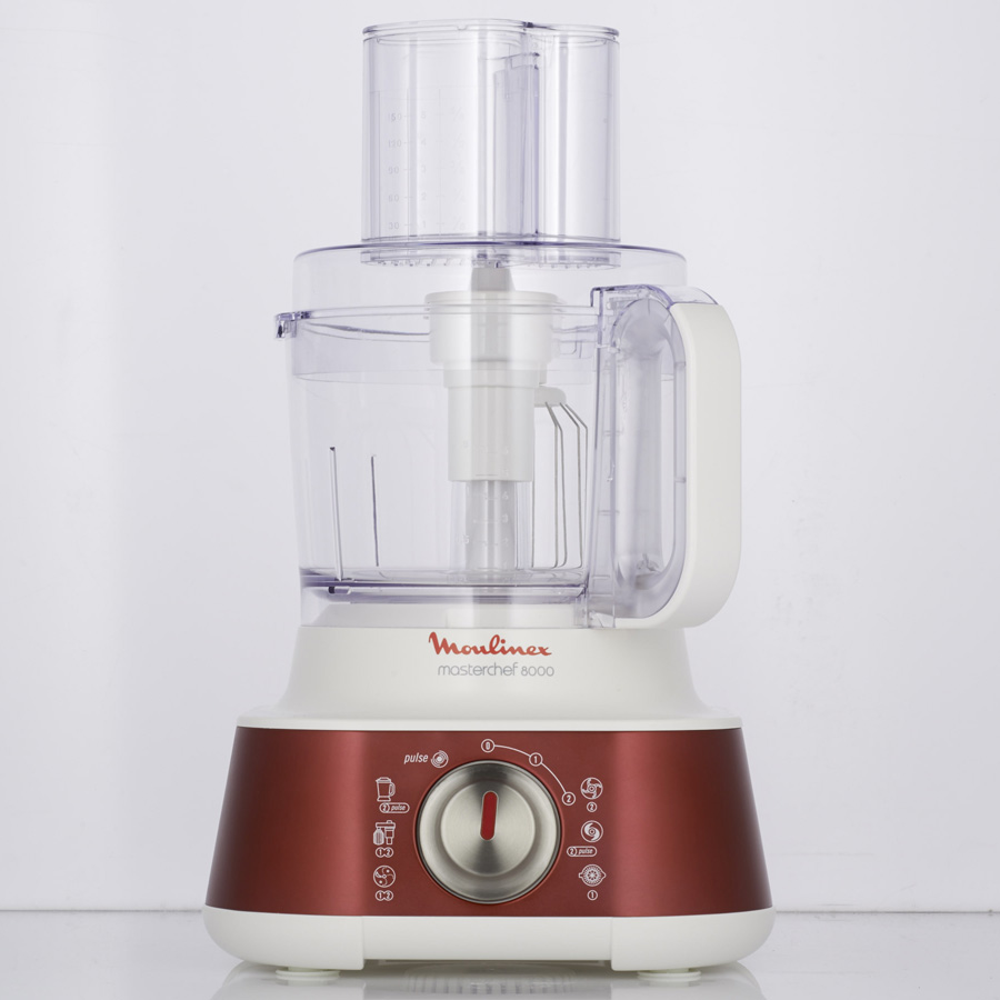Moulinex FP659.GB1 Masterchef 8000(*9*) - Vue de face