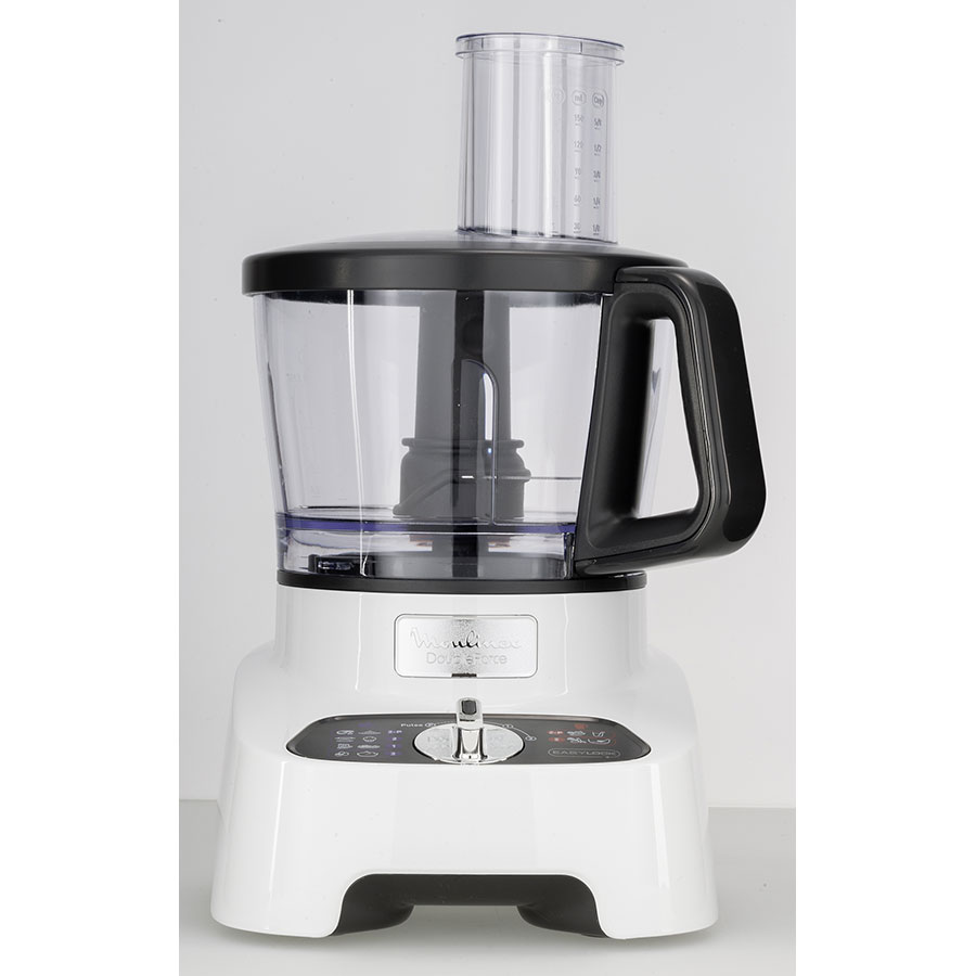 Moulinex FP822110 Double force - Vue de face
