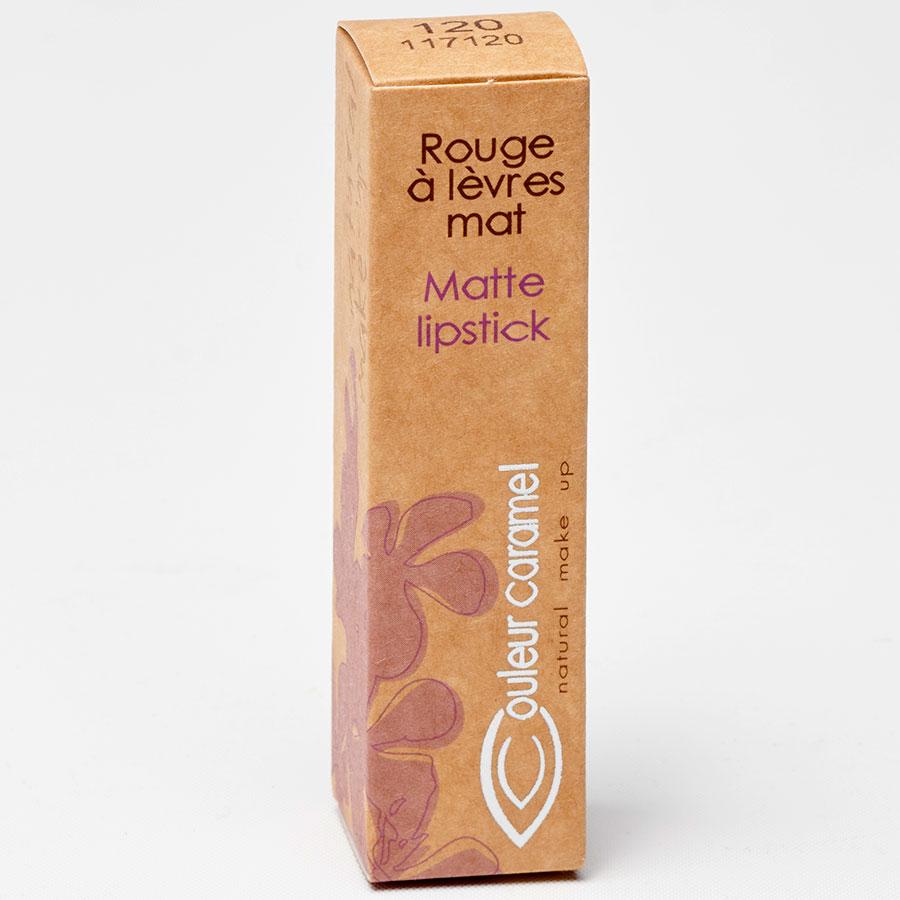 Couleur Caramel Naturel mat 120 -